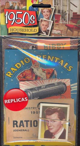 1950s Household memorabilia pack 3 1