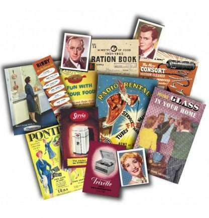 1950s Household memorabilia pack 4