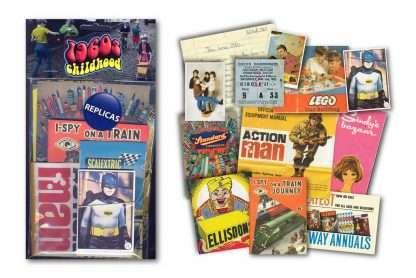 1960s Childhood memorabilia pack 2