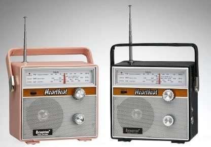 1960s Heartbeat Radio