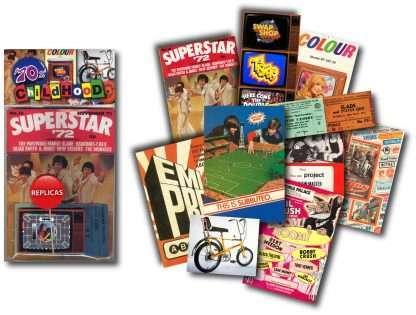 1970S Childhood Memorabilia Pack 2