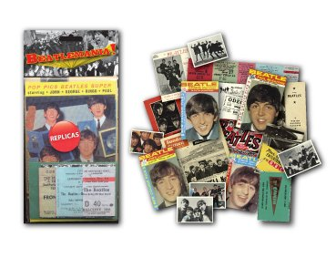 Beatlemania Memorabilia Pack 2