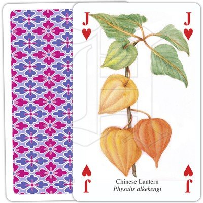 COTTAGE GARDEN PLAYING CARDS 2