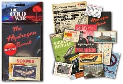 Cold War Memorabilia Pack 2