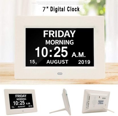 DAY CLOCK FOR DEMENTIA 2