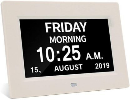 DAY CLOCK FOR DEMENTIA