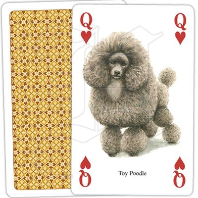 DOGS OF THE WORLD PLAYING CARDS 4