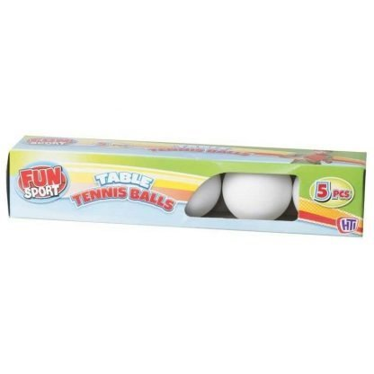 Fun Sport Table Tennis Balls Pack 5