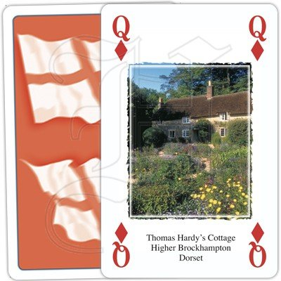 HERITAGE OF ENGLAND PLAYING CARDS 3