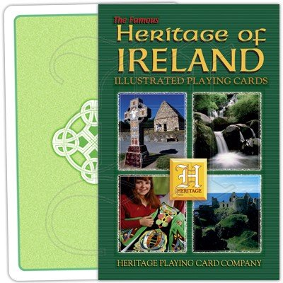 HERITAGE OF IRELAND PLAYING CARDS 1