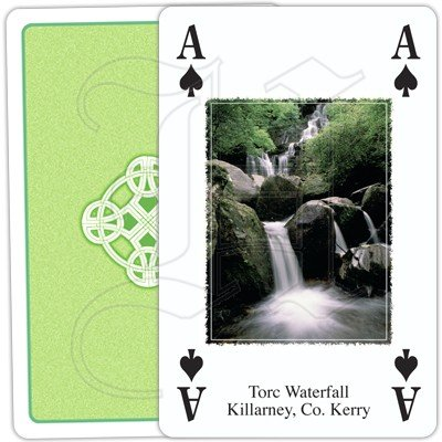 HERITAGE OF IRELAND PLAYING CARDS 2