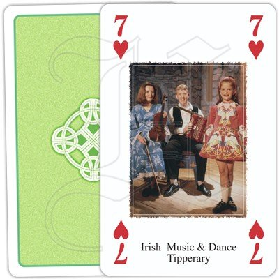 HERITAGE OF IRELAND PLAYING CARDS 3
