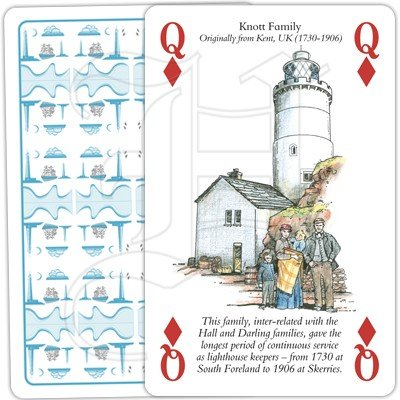 LIGHTHOUSES PLAYING CARDS 3