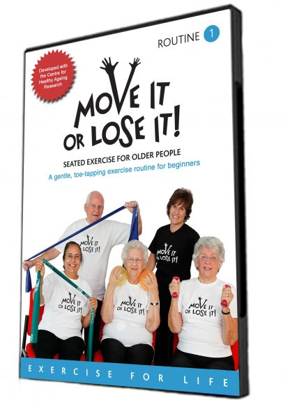 MOVE IT OR LOSE IT ROUTINE 1