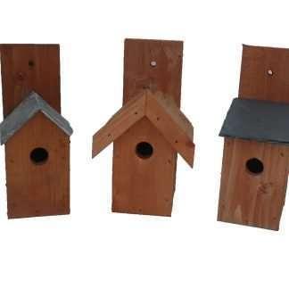 Garden Bird Nest Boxes