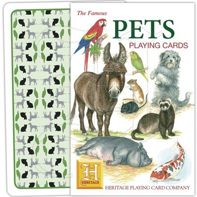 PETS PLAYING CARDS 1