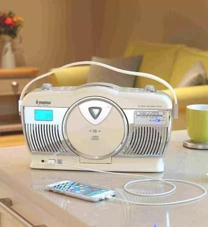 RETRO STIRLING CD RADIO