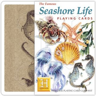 SEASHORE LIFE PLAYING CARDS 1