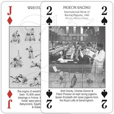 SPORTING BRITAIN PLAYING CARDS 2