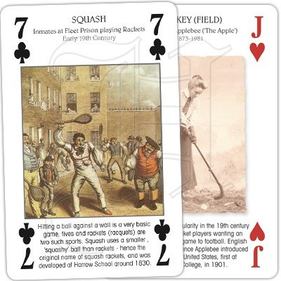 SPORTING BRITAIN PLAYING CARDS 3