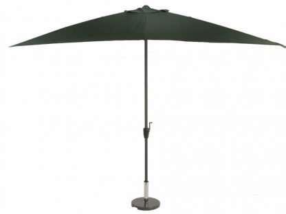 Aluminium crank parasol 3x2m crank