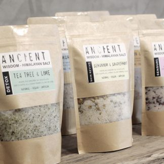 The Collection of Hilalayan Bath Salt Blend